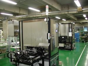 オートアライメントUV照射装置