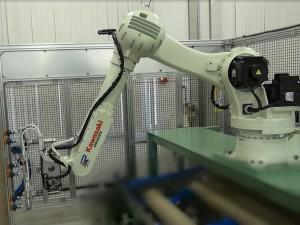 ロボットローディング装置