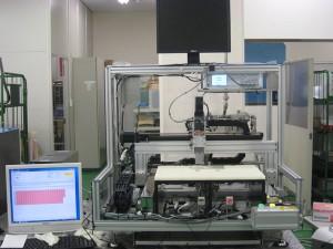 タッチパネル検査機